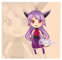 // Adoptable 008 - Gijinka Espeon// OPEN by tamaneko-i-b