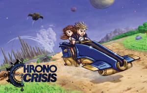 Chrono Crisis (fan game) Promotion by Metajake