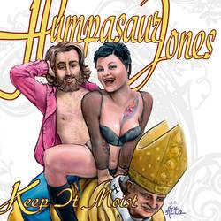 Humpasaur Jones Album Cover by Metajake