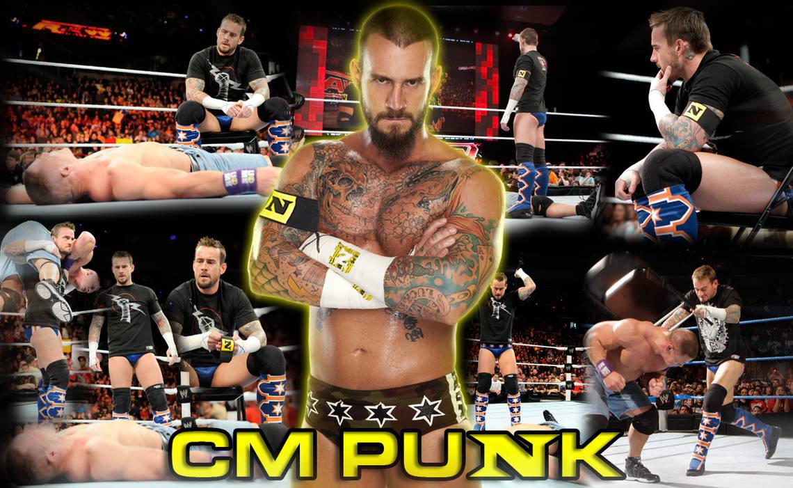 Cm Punk Nexus Wwwtollebildcom