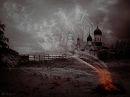 Tribute to Russia by MaRoC68