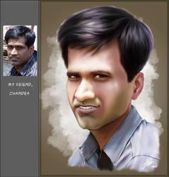 caricature2 by jeyaprakash