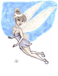 Tinkerbell by ND4SPD911