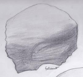Parietal bone by RavenAnabell