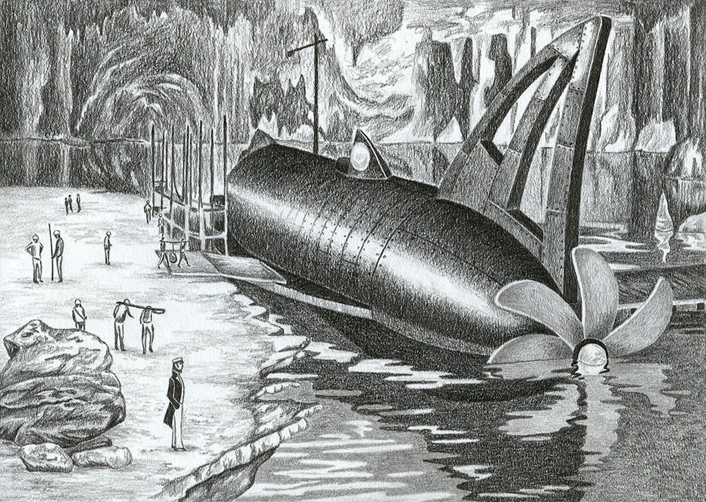 Nautilus 2 by Moorstream