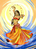 Sun Dance by Moorstream
