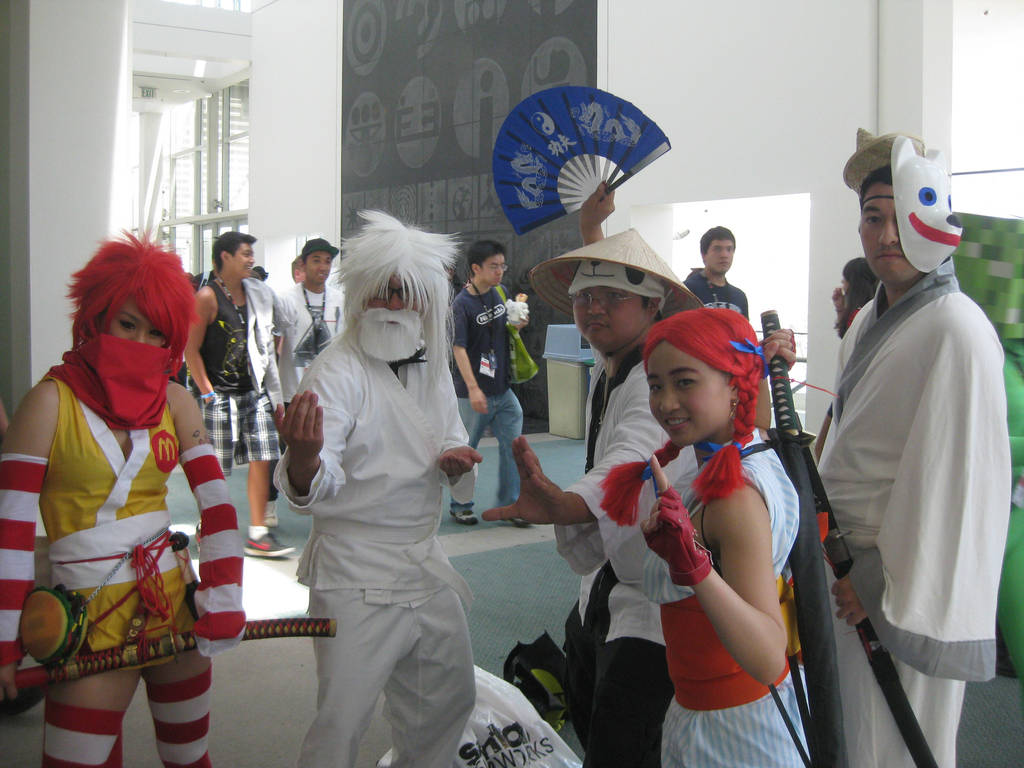 anime expo speed dating