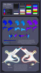 Tide Glider Dragon Species Guide 2018 part 2 by XxSynisterxX