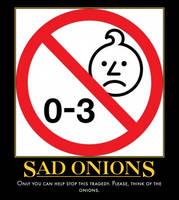 Sad Onions by paxtofettel