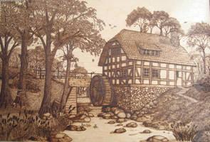 Quiet Mill by dppratt