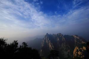 mountain hua by akiraxpf