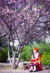 kagura@harumatsuri by akiraxpf
