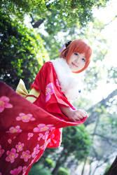 kagura@harumatsuri2 by akiraxpf