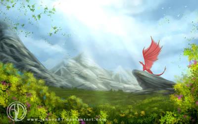 SP: Dragon's Land by Jenova87