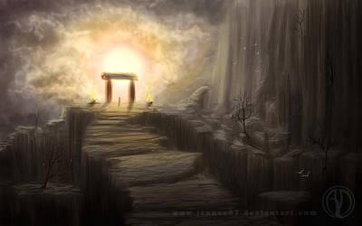 Sun Path by Jenova87