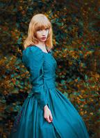 Blue Bird by ann-emerald