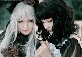 Black'n'White by ann-emerald