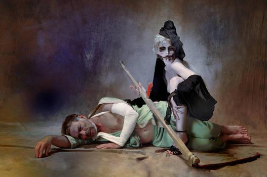 ALLEGORY OF DEATH by JREKAS