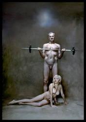 Master and schoolgirl by JREKAS