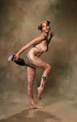 beautiful vixen by JREKAS