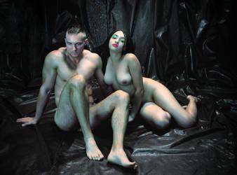 sensational couple by JREKAS