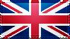 United Kingdom Flag Stamp by ChokorettoMilku