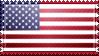 United States Flag Stamp by ChokorettoMilku