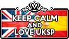 Keep Calm and Love UKSP by ChokorettoMilku
