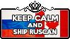Keep Calm and Ship RusCan by ChokorettoMilku