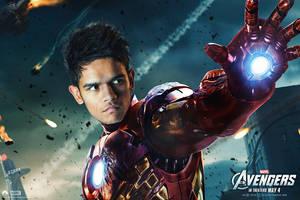 Super hero composite by Justinlite
