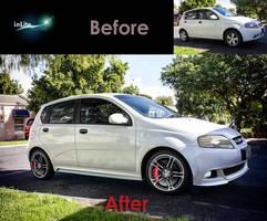 Virtual Car modification by Justinlite