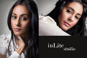 Model studio photograph by Justinlite