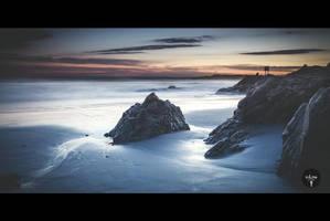 Hermanus Grotto Beach by Justinlite