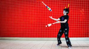 Clowning Around by DePleur