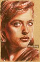 Dana Scully by RachelFelicity