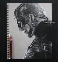 Captain America by RachelFelicity