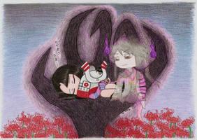Dreaming by Mky-Amako