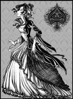 Black Queen by Oruba