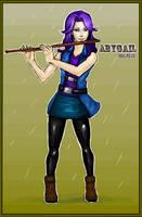 Stardew valley: Abigail by Lyne-s