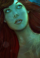 Underwater dream by Isis-M