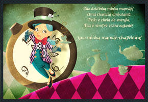 Mad Hatter - Mother's day by Isis-M