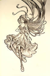 Another Alice by Isis-M