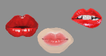 Some Lips by Cynical-R