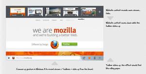 Firefox Metro UI by Brebenel-Silviu