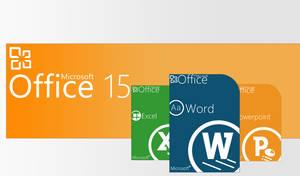 Metro UI : Office 15 Boxes by Brebenel-Silviu