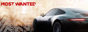 NFS : Most Wanted /2012/ Facebook Cover by Brebenel-Silviu