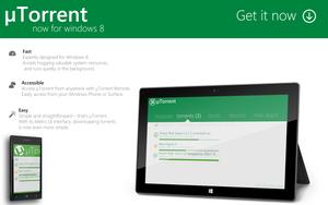 uTorrent : Windows 8 Ad by Brebenel-Silviu