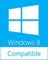 Windows 8 Compatible Logo Final by Brebenel-Silviu