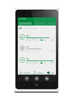 uTorrent for Windows Phone by Brebenel-Silviu