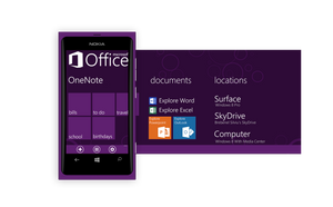 Windows Phone 8 - OneNote by Brebenel-Silviu